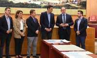 """El Gobierno de Castilla-La Mancha traslada un mensaje de tranquilidad a los afectados por la gota fría porque el Ejecutivo """"va a estar de su lado"""""""