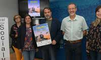 Presentado el XV Festival Internacional de Cine Social de Castilla La Mancha (FECISO)