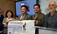 Más de 1.200 taekwondistas se dan cita en el II Open Internacional Don Quijote en Ciudad Real