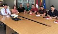 UGT compromete con el SESCAM mejoras en el transporte sanitario en Castilla-La Mancha