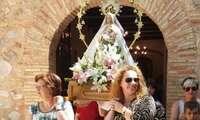 Por segundo año consecutivo no se celebrarán las fiestas de la Virgen Blanca de Peralvillo