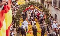 Porzuna celebrará el Corpus Christi con eucaristía y la elaboración de una alfombra testimonial