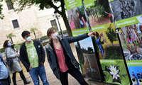 SOLMAN celebra el Día de la Tierra  con una exposición en los Jardines del Prado