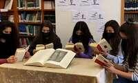 La Unidad contra la Violencia sobre la Mujer en Albacete celebra el Día Internacional del Libro con una lectura virtual de El Quijote con seis institutos de la provincia