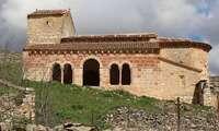 Sigüenza y sus aldeas, el paisaje construido por el último Románico europeo