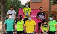 Celebrada la VII subida a los molinos del Club Deportivo El Porvenir, por fin carrera presencial en Alcázar de San Juan