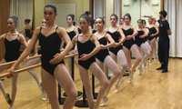 El Teatro de la Paz acoge la clausura de curso del Departamento de Danza del Conservatorio de la Diputación de Albacete