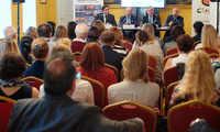 Mariscal destaca ante agentes de viaje y medios de comunicación de Moscú la excelencia y diversidad de Cuenca y las ciudades patrimonio