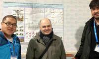 El profesor Manuel Esteban Lucas Borja forma parte de la Unión Europea de Geociencias