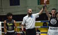El boxeador albaceteño Jordi Martínez boxeará en la Liga Nacional tras su última victoria