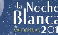 Valdepeñas celebra este viernes la 'Noche Blanca' con descuentos de hasta el 80%