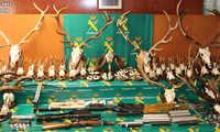 Desarticulado en Talavera un punto de venta ilegal de fabricación y modificación de armas de fuego