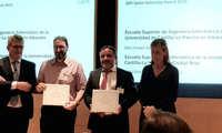 Las Escuelas de Informática de la UCLM reciben el Premio IBM Spain University Award 2019