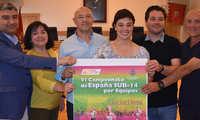 Medio millar de atletas sub14 competirán en Ciudad Real en el Campeonato de España por equipos