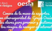 El Ayuntamiento de Valdepeñas y Grupo Oesía-Tecnobit alertan sobre los riesgos de internet
