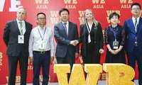 El futuro del vino a granel se negocia en China en el marco de la WBWE Asia que se ha inaugurado hoy