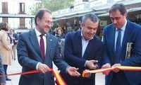 Inaugurada la Feria del Libro 'Cuenca Lee'