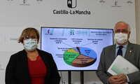 El Gobierno de Castilla-La Mancha duplica la inversión para Ciudad Real con un presupuesto que ronda los 49,4 millones de euros en 2021