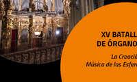 na nueva batalla de órganos en la catedral clausurará el VII Festival de Música El Greco en Toledo