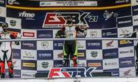 Mauro González, subcampeón en la primera prueba del campeonato de España de superbike