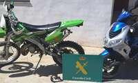 La Guardia Civil detiene a dos menores que sustrajeron dos motocicletas en Consuegra