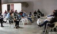 La cooperativa 'Rosa del Azafrán' celebró su asamblea anual marcada por la Covid-19