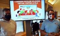 VivELA organiza la I Carrera escolar virtual solidaria el fin de semana del 8 y 9 de mayo