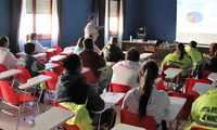 El Ayuntamiento de Manzanares forma al personal de bolsas y planes de empleo en prevención de accidentes laborales