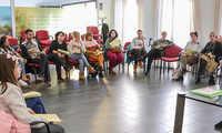 Da comienzo el primero de los cursos gratuitos de Lengua de Signos, que organiza el Ayuntamiento de Almodóvar del Campo