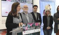 El Carnaval de Tarazona de la Mancha conquista Madrid con el respaldo de la Diputación de Albacete y la JCCM