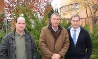 Una web norteamericana reconoce al investigador Tomás Landete como el segundo experto mundial en cuernas de ciervo