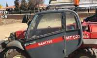 Detenido un hombre por robar maquinaria agrícola de importante valor en Toledo y Madrid