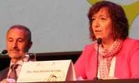 La alcaldesa de Alcázar de San Juan participó como ponente en el I Congreso Internacional sobre los Vinos Tradicionales de Andalucía