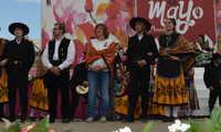 La consejera de Economía celebra la 1ª edición del Mayo Manchego de Pedro Muñoz con la declaración de Fiesta de Interés Turístico Nacional
