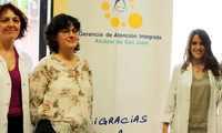 """El Hospital Mancha Centro de Alcázar de San Juan pone en marcha encuentros entre especialistas y futuras madres con esclerosis múltiple para """"derribar mitos"""" sobre esta enfermedad"""
