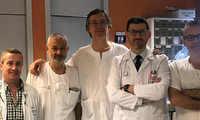 El Hospital Mancha Centro de Alcázar de San Juan abre una nueva vía en el manejo de pacientes con carcinomas hepáticos mediante técnicas de radiofrecuencia