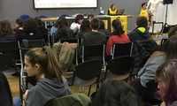 Amnistía Internacional Ciudad Real forma en derechos humanos a cientos de estudiantes de la provincia