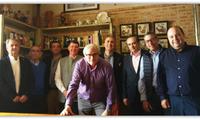 El profesor Carlos Mata Induráin, un verdadero influencer cultural, visita Alcázar de San Juan