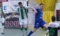 Liga Nacional de Fútbol Sala: Manzanares FS Quesos El Hidalgo 2-3 Córdoba CF Futsal