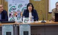 """Medio centenar de docentes ciudadrealeños han participado en una jornada de CSIF para opositar en enseñanzas medias """"y no morir en el intento"""""""
