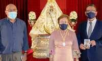La Virgen de Peñarroya recoge 15.710 euros en un 'extraño' Ofrecimiento en La Solana