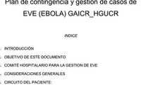 imagen de El Hospital de Ciudad Real habilita una quinta planta para los posibles casos de ébola