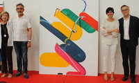 Una pintura de José Piñar, Medalla de Oro de la 79 Exposición Internacional de Artes Plásticas de Valdepeñas