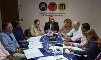 La Asociación de Transporte de Mercancías analiza la situación del sector
