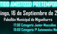 El CB Almagro será el rival del CB Miguelturra en el Trofeo de Fiestas Villa de Miguelturra