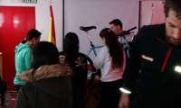 Cruz Roja realiza en Valdepeñas un taller de 'Educación para la salud'a través de su Plan de Empleo