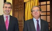 La Diputación de Toledo y la Universidad Regional ratifican su cooperación en materia docente y de investigación