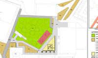 Sale a licitación en Azuqueca el proyecto para dotar al San Miguel de un área de ocio familiar y un 'workout'