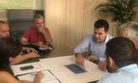 Firmado el contrato para la ampliación del Pabellón de la Ciudad Deportiva 'Virgen de la Cabeza' de Valdepeñas