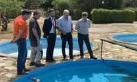 El Gobierno de Castilla-La Mancha ensalza el papel de las piscifactorías como centros para la educación ambiental